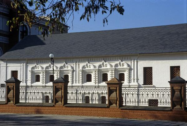 В центре Москвы отреставрируют палаты XVIII века