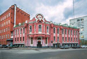Read more about the article В Москве показали, как знаменитый дом с упаковки шоколада выглядит изнутри!!!