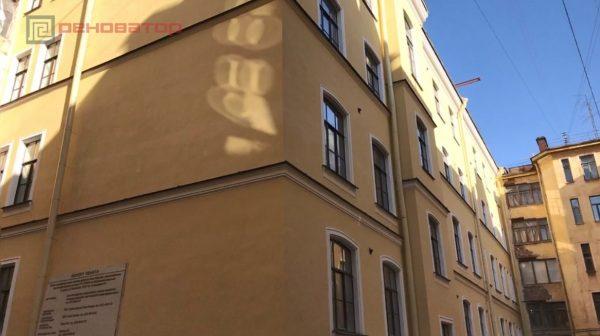 Здание ГУИОН, Некрасова 15, г. Санкт-Петербург