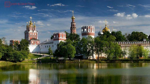 Новодевичий монастырь, г. Москва