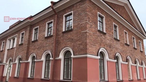 Корпус СПбГУ, г. Санкт-Петербург