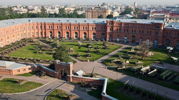 Артиллерийский музей, г. Санкт-Петербург