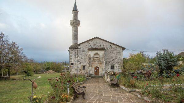 Мечеть Хана Узбека, Крым
