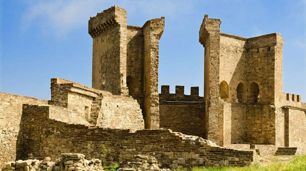 Генуэзская крепость (Крым), г. Судак