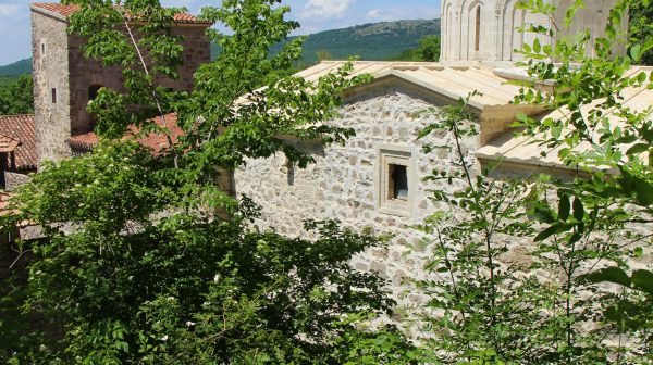 Монастырь Сурб Хач, Крым