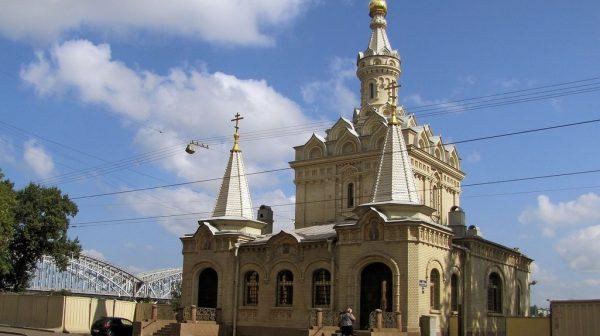 Скорбященская церковь, г. Санкт-Петербург
